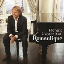 Cd Romantique - Richard Clayderman *lacrado/novo*