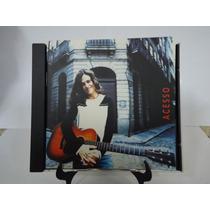 Cd Zelia Duncan - Album Acesso - Frete Gratis