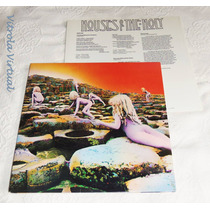 Lp Led Zeppelin Houses Of The Holy Atlantic 1973 Made In Usa