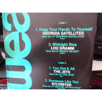 Promo Wea 12-the Jets-you Got It All/silvester/lou Gramm