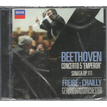 Cd Beethoven - Concerto 5
