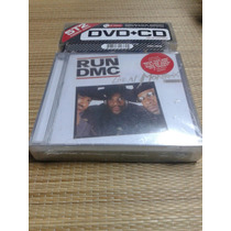 Cd E Dvd Rum Dmc Ao Vivo