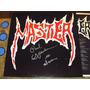 Lp Master - Idem (1990) Autografado C/ Encarte