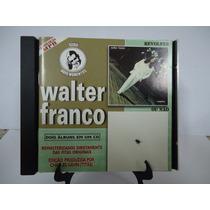 Cd Walter Franco -serie Dois Momentos 2 Albuns/ Frete Gratis