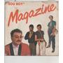 Compacto Vinil Magazine - Sou Boy - 1983 - Wea