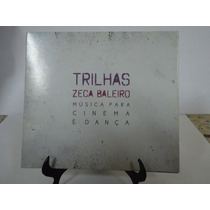 Cd Trilhas Zeca Baleiro - Frete Gratis