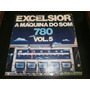Lp Excelsior A Máquina De Som Vol.5, Disco Vinil, Ano 1977