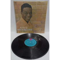 Nat King Cole Lp Nacional Usado The Best Of Vol. 2 1967 Mono