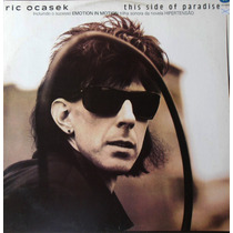 Ric Ocasek ( The Cars ) - Lp - Veja O Video