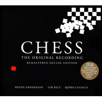 Chess - The Original Recording - 2cd