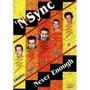 Dvd - Nsync - Never Enough - Justin Timberlake - Lacrado