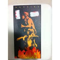 Ac/dc - Bonfire (box, Importado, Pôster, Livreto, Chaveiro)