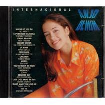 =cd Novela - Anjo De Mim - Internacional
