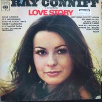 Lp - Ray Conniff - Love Story - Vinil Raro