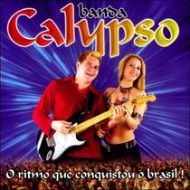 Cd Banda Calypso Vol.3 Original + Frete Grátis