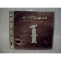 Cd Jamiroquai- The Return Of The Space Cowboy