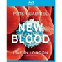 Blu-ray Peter Gabriel - New Blood - Live In London - C/ Luv