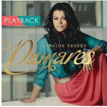 Playback Damares -cd O Maior Troféu (original/lacrado)