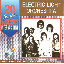 Cd - Electric Light Orchestra - 20 Super Sucessos - Lacrado
