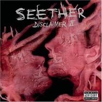 Cd/dvd Seether Disclaimer (deluxe) *import* Novo Lacrado