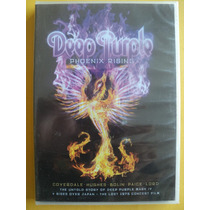 Deep Purple- Dvd + Cd Phoenix Rising- 2011- Original Lacrado