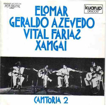 Cd Cantoria 2 - Elomar / Geraldo Az / Vital /xangai (980202)