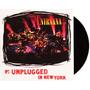 Lp Vinil Nirvana Unplugged In New York Importado 180g