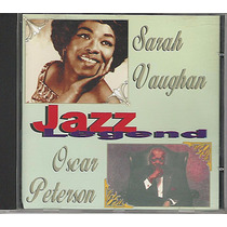 Jazz Legends - Sarah Vaughan - Oscar Peterson