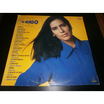 Lp Novela O Dono Do Mundo, Trilha Nacional 1991, Seminovo