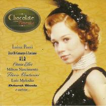 Cd Lacrado Novela Chocolate Com Pimenta Nacional 2003