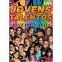 Dvd-jovens Talentos-40 Anos De Jovem Guarda-em Otimo Estado