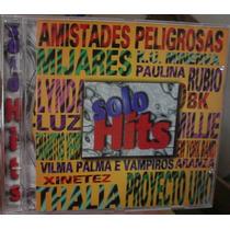 Cd Thalia,aranza,paulina Rubio,luz, Importado Frete Gratis