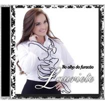 Cd Duplo Lauriete - No Olho Do Furacão / Cd + Playback.