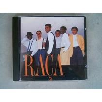 Cd Grupo Raça - Jeito De Felicidade 1993 / Frete Gratis