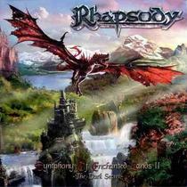 Cd + Dvd- Rhapsody - Symphony Of Enchanted Lands Ii- Lacrado