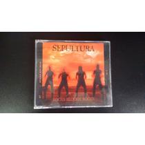 Cd Sepultura - Roots Bloody Roots, Single Importado