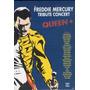 Dvd The Freddie Mercury Tribute Concert (3discos)