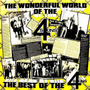 Vinil Lp 4 Skins The Wonderful World Best Of.. Skinhead Punk