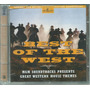 Cd Best Of The West Mgm Soundtracks Presents Great Western