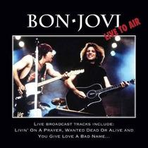Bon Jovi Live To Air Cd Raro Novo Original Lacrado Veja !