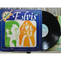 Elvis Presley O Imortal Lp Cid 1983 Estereo
