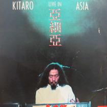 Lp - Kitaro Live In Asia - Vinil Raro