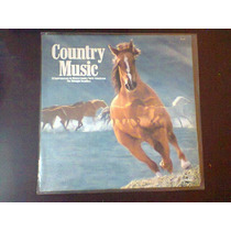 Lp The Midnight Ramblers - Country Music.