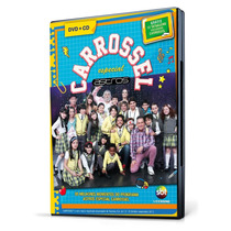 Dvd + Cd Carrossel Especial Astros Oferta + Brinde Tatuagens