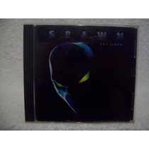 Cd Do Filme Spawn- The Album- Importado