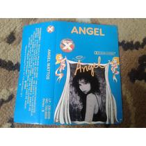 Fita K7 Angel Mattos - 1990 Rge Xuxa Discos Sonho E Prazer
