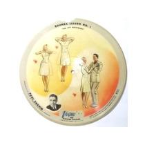 Rhumba Lesson Picture Disc 78rpm Eua 1946