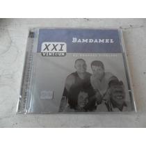 Bamda Mel Xxi - 21 Grandes Sucessos Cd Original Lacrado