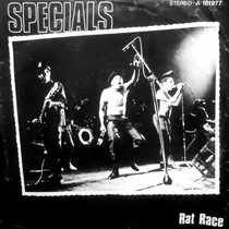 Vinil Compacto The Specials Rat Race Rude Boys Ska Skinhead