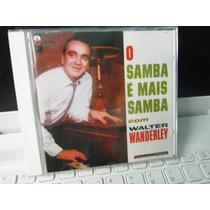 Walter Wanderley, Cd O Samba É Mais Samba....1962 Odeon